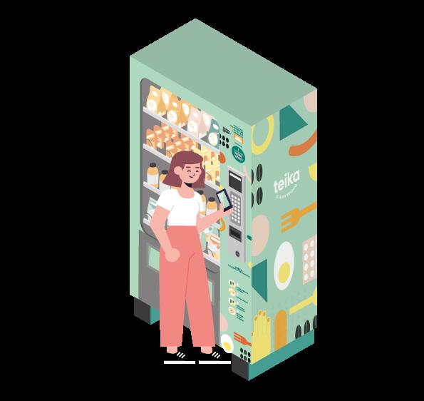 Máquina de vending Valencia
