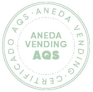 sello de calidad Aneda Vending