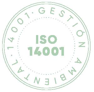 sello de calidad ISO