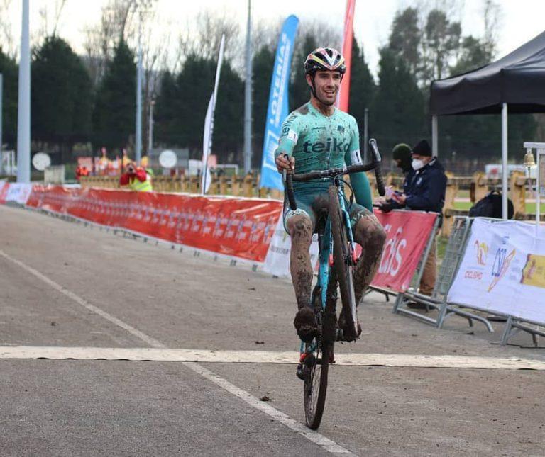 Felipe Orts campeón de España de ciclocrós