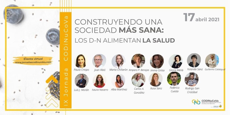Gloria Melia en las Jornadas de CODINUCOVA habla de vending saludable