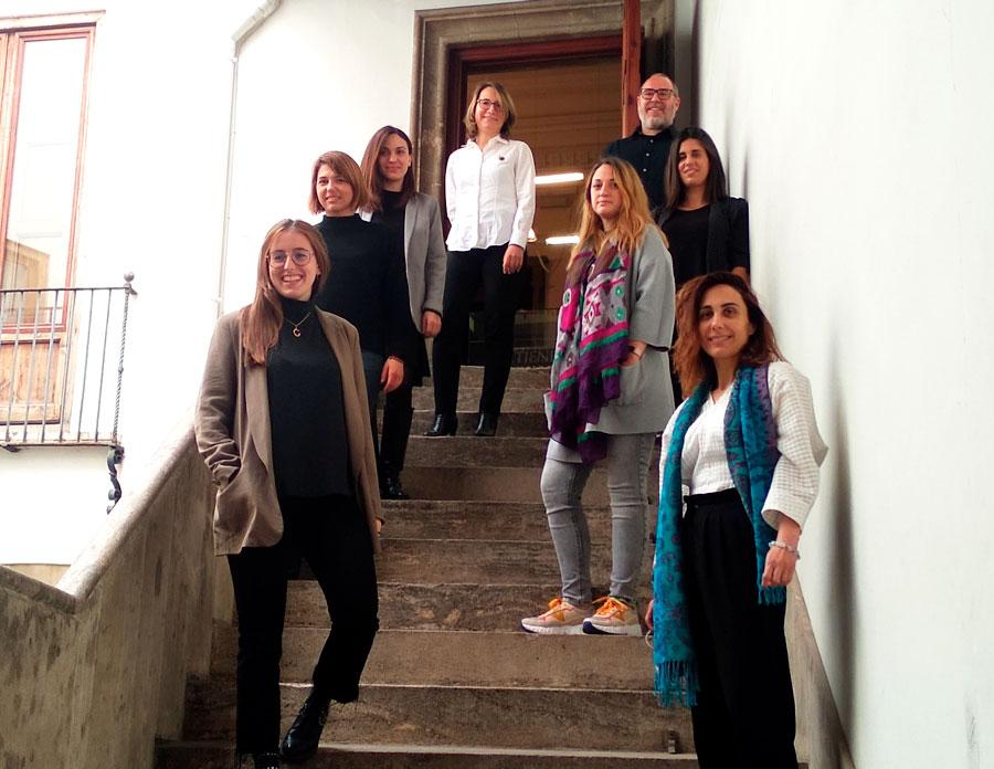 Gemma paredes ingeniera de Teika en el Programa de Innovacion a través del diseño
